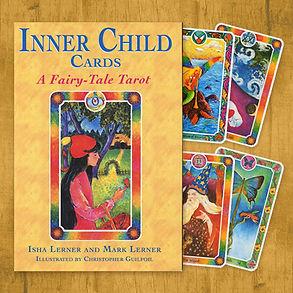 Inner Child Book and Deck Set By Isha Lerner & Mark Lerner