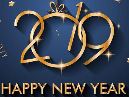 New Year's Charts Around The World