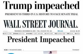 AstroFlash: Two Trump Impeachment Charts