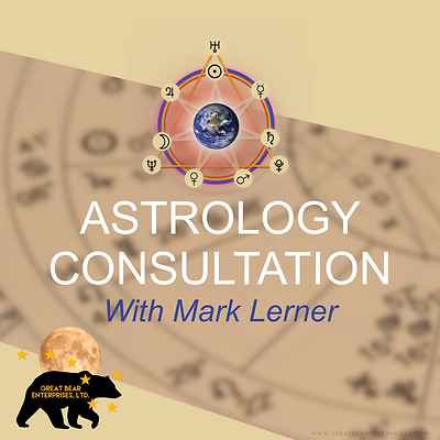 Astrology Phone Consultations With Mark Lerner