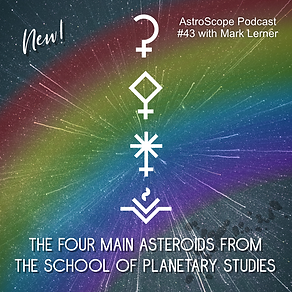 podcast 43: The Four Main Asteroids from The School of Planetary Studies