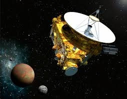 A Spacecraft, New Horizons, Flies by Pluto: Updated!