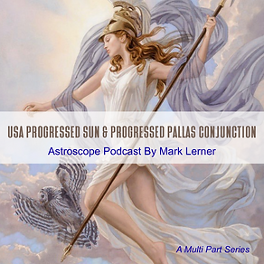 Pallas Athena Podcast, a multi-part mini series