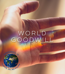 Cosmic Chat - World Goodwill