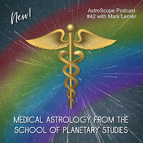 podcast 42: Medical Astrology from The School of Planetary Studies