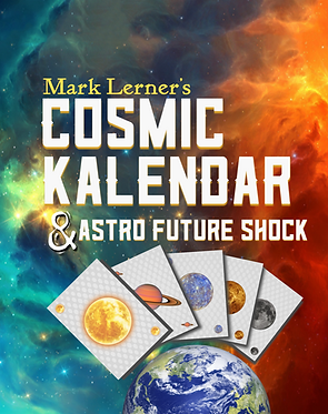 Mark Lerner Astrology Cosmic Kalendar
