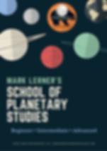 Mark Lerner's school of planetary astrology studies