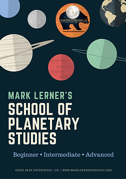 Mark Lerner's school of planetary astrology studies