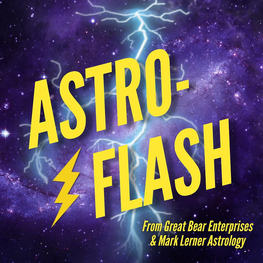 AstroFlash Astrology News with Mark Lerner