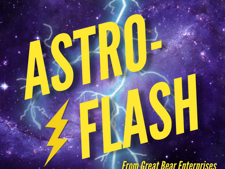 Welcome to Mark Lerner's Astro-Flash!