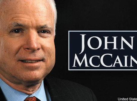 An Astrological Profile of John McCain's Passing