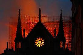 The Astrology of the Notre Dame Cathedral on Fire