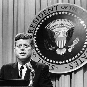 Astrology On JFK: The Wound That Never Heals