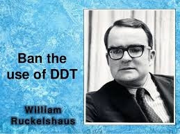 William D Ruckelshaus