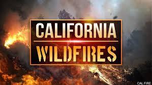 Uranus in Aries Returns in California's Birth Chart as Massive Fires Create Multiple Catastrophes