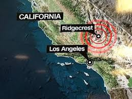 Astroflash: Ridgecrest Earthquake July 4, 2019 - Updated!