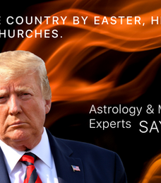 AstroFlash News on the Cosmic Kalendar for Easter Sunday April 12