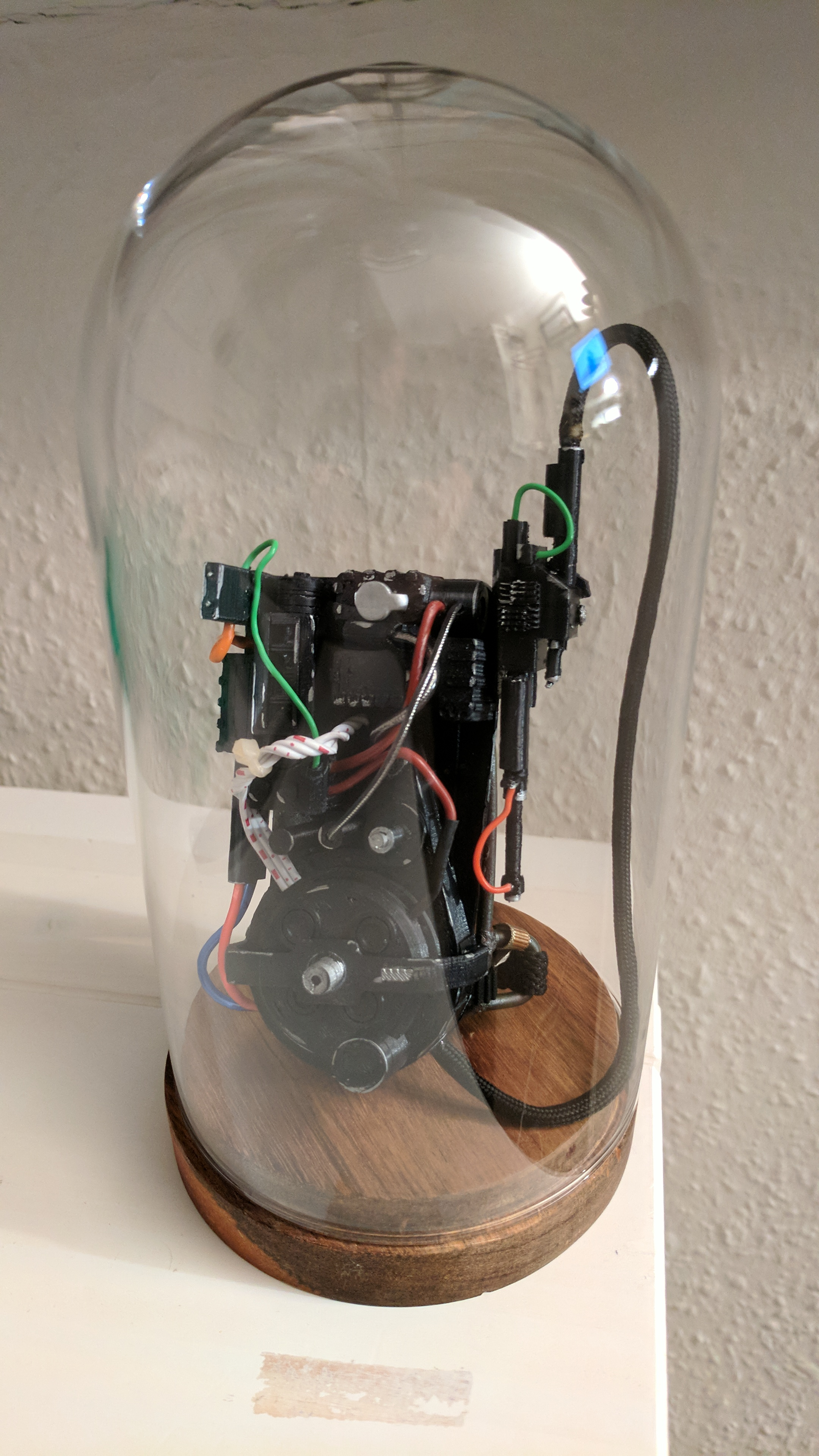 Miniature Proton Pack