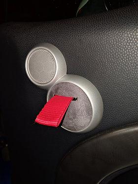Interior Door Pulls (Pair) for Mini R50, R52& R53 varients