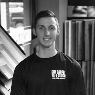 Dawson Neir, Warehouse Manager