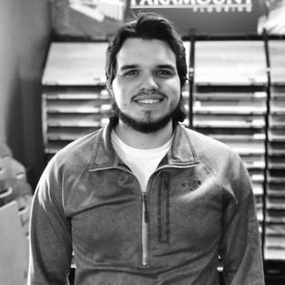 Ethan Burton, Warranty Team
