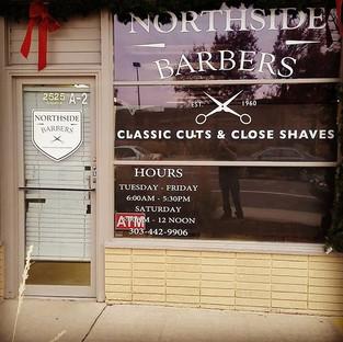 Barber  shop  new decals!