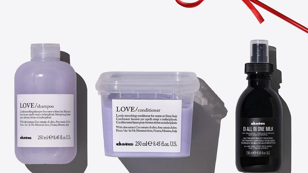 LOVE Smoothing + OI Set