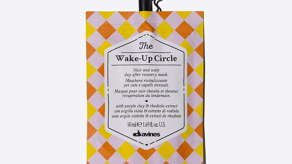 WAKE UP CIRCLE Hair Mask