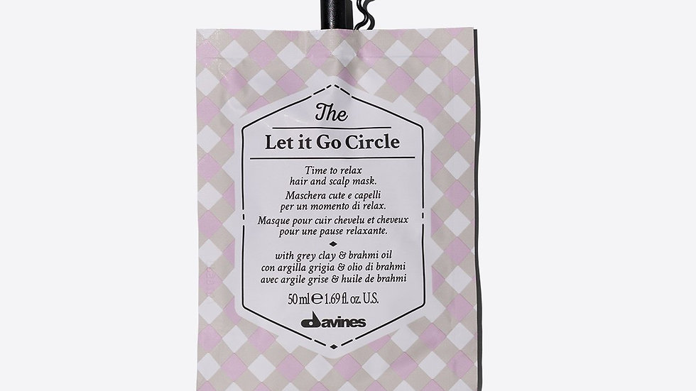LET IT GO CIRCLE Hair Mask