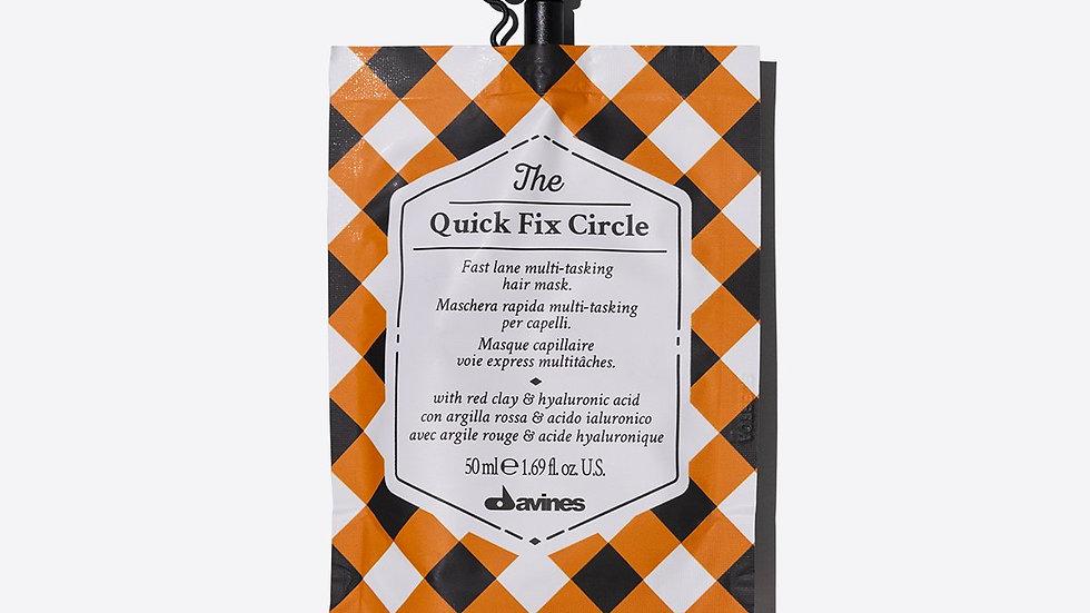 QUICK FIX CIRCLE Hair Mask