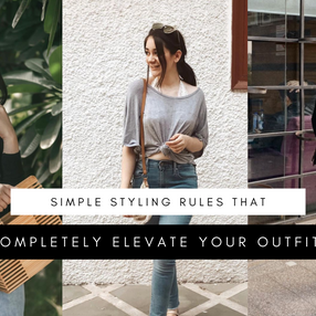 Dressing Rules EVERY GIRL Should Know