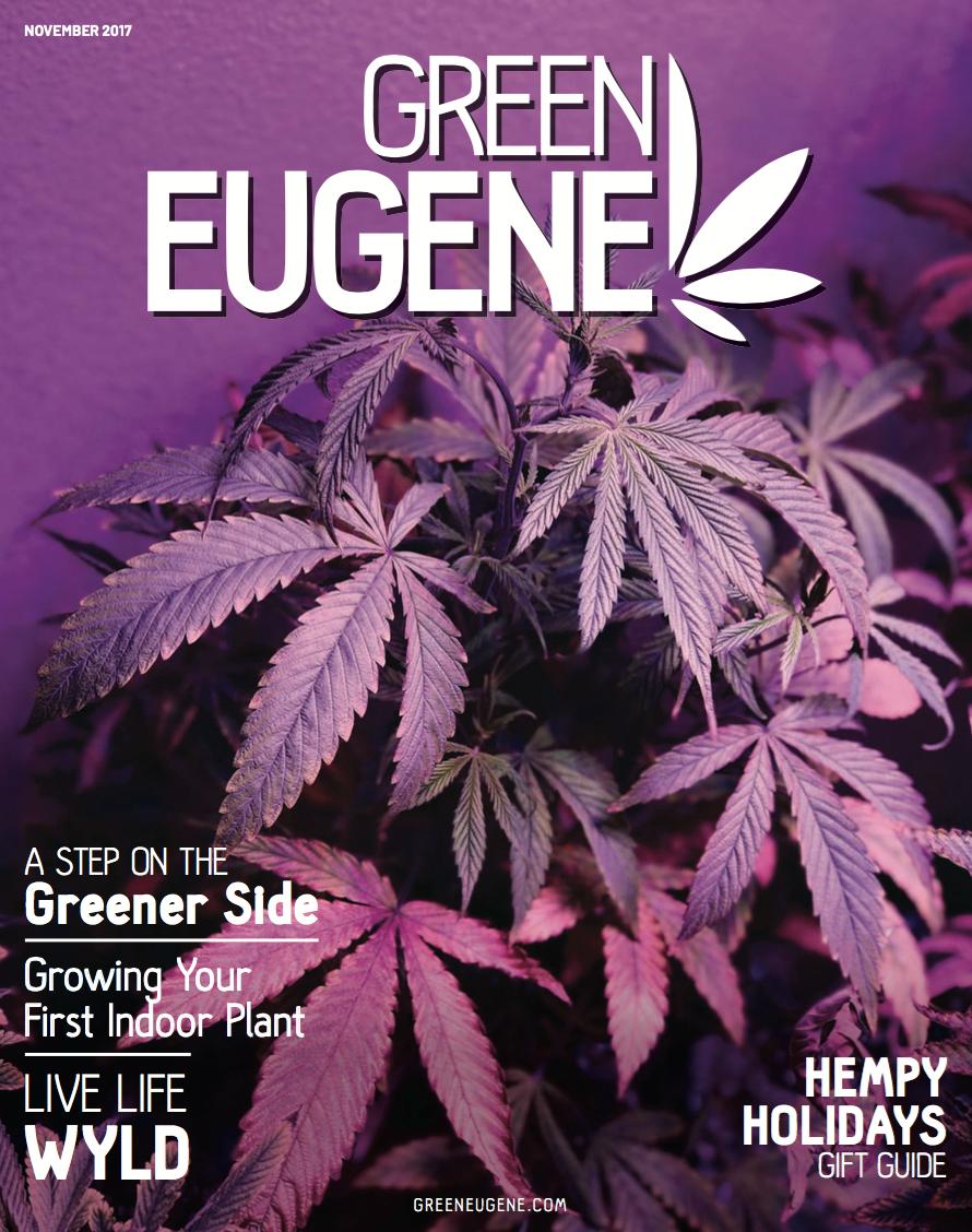 November Green Eugene