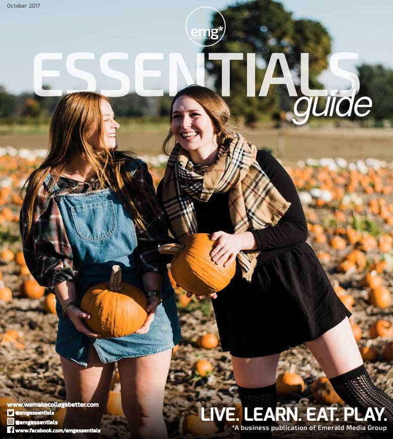 October Essentials Guide