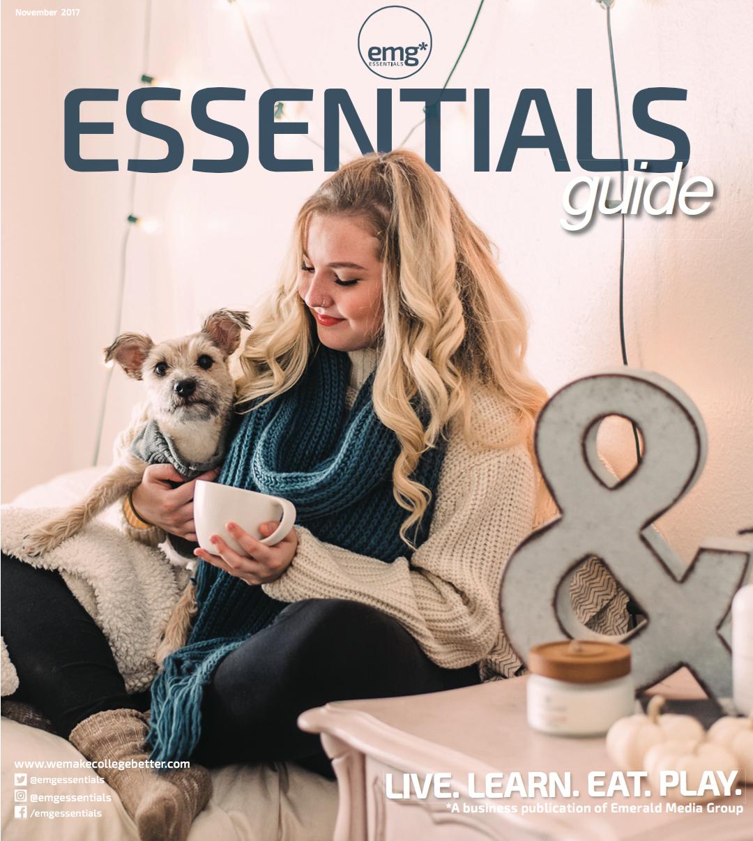 November Essentials Guide