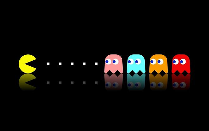 Pac-Man Pro Tip!