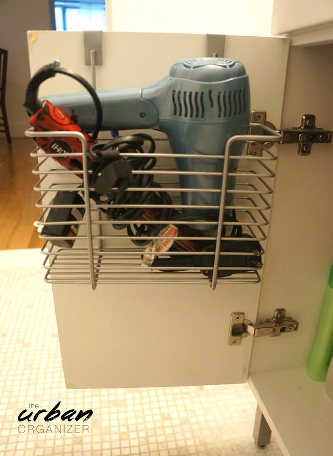 Hairdryer Storage