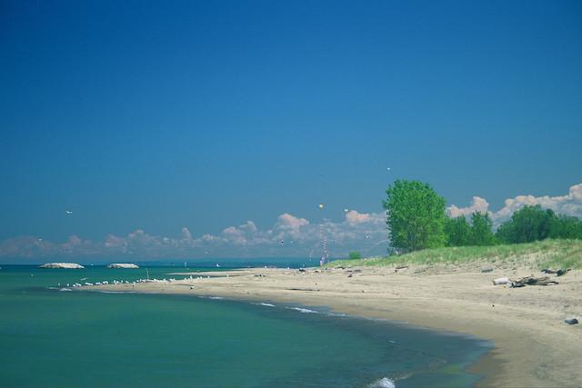 Presque Isle on Lake Erie