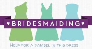 Blogging Love from Bridesmaiding!