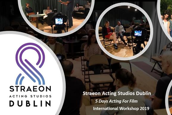 Straeon International Acting Workshop