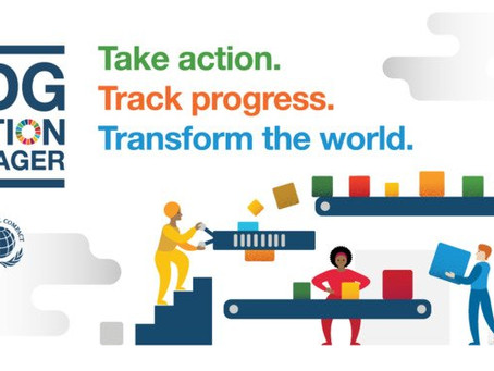 Launching the SDG Action Manager: a new tool to track your progress