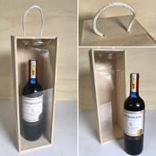 Caja vino grande