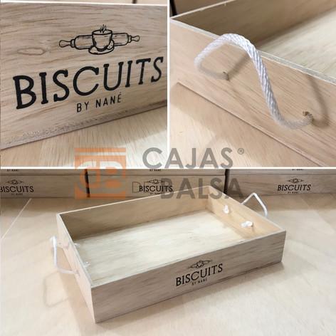 Bandeja / Biscuits