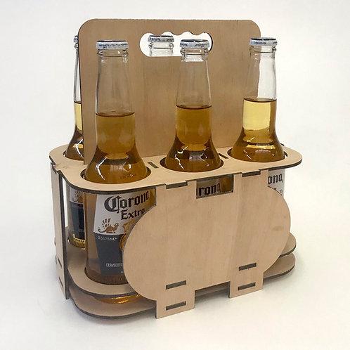 Pack 6 beer