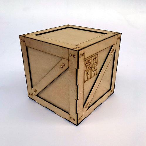 Caja container BIG