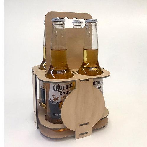 Pack 4 beer