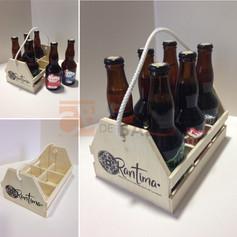 6-Basket Cerveza 330ml artesanal