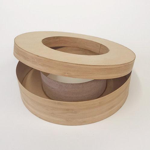 Caja redonda Ø20