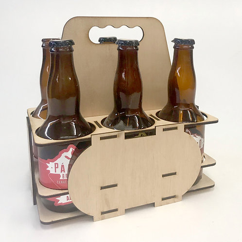 Pack 6 beer Artisan