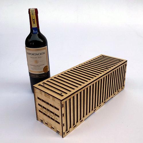 Caja Container 1 Vino