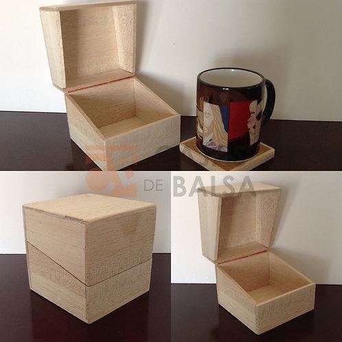 Caja para taza